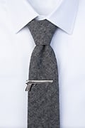 Long Barrel Handgun Tie Bar