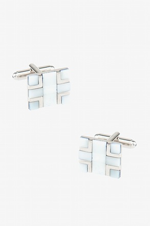 M.O.P. Cross Cufflinks