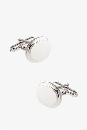 Mirrored Button Cufflinks