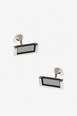 Mirrored Plate Cufflinks