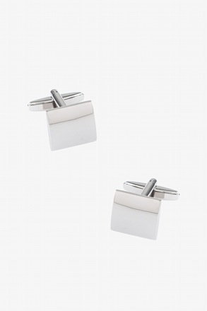 Polished Square Cufflinks