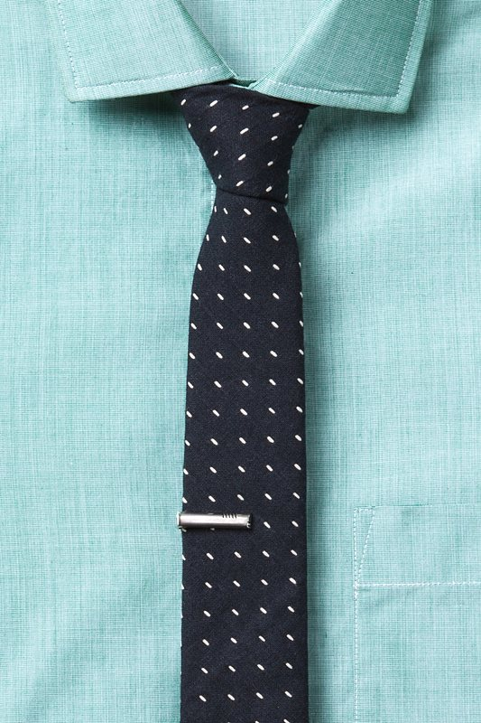 Reeves Silver Tie Bar Photo (3)