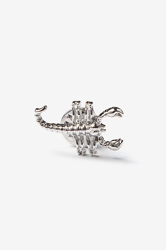 Scorpion Lapel Pin
