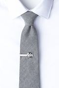Skull Tie Bar Photo (1)