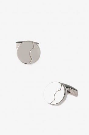 Solid Fault Cufflinks