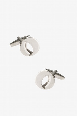 Solid Slot Cufflinks