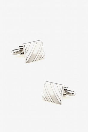 _Square At an Angle Cufflinks_