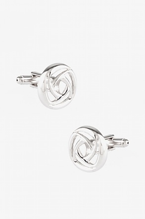 Uncommon Rose Cufflinks