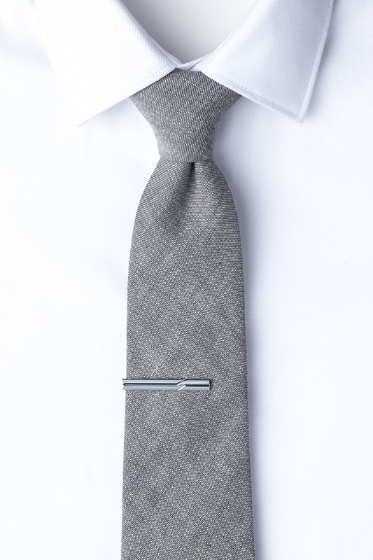 Veruca Silver Tie Bar Photo (2)
