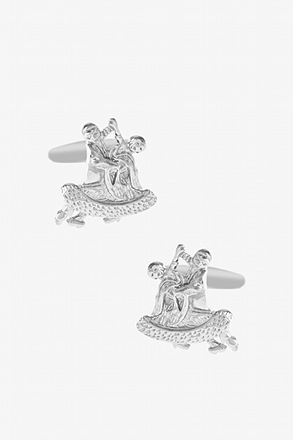 Waltzing Couple Cufflinks