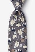 Chef Tonal Tie Photo (0)