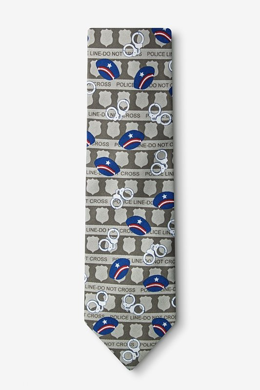Law Enforcement Tie