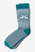 Reindeer Sock Photo (0)
