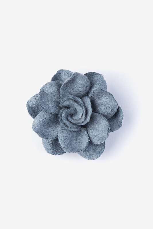 Begonia Slate Lapel Pin Photo (0)