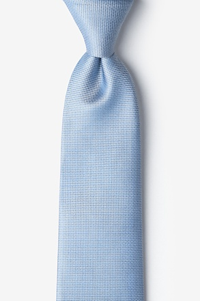 Luzon Slate Extra Long Tie