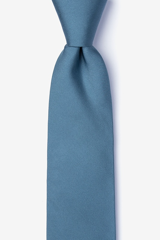 Slate Tie For Boys Photo (0)
