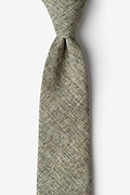 Spruce Cotton Galveston Extra Long Tie