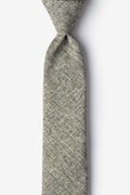 Spruce Cotton Galveston Skinny Tie