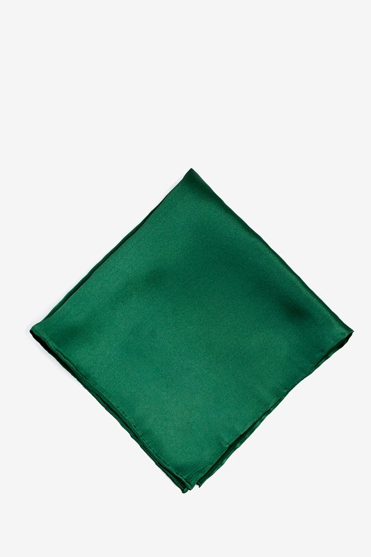 Spruce Green Pocket Square Photo (0)