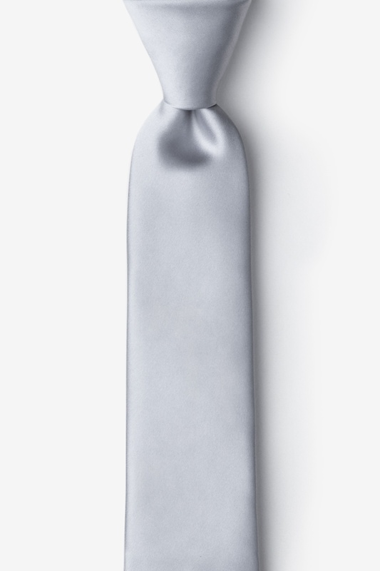 Sterling Silver Skinny Tie Photo (0)
