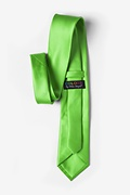 Summer Green Extra Long Tie