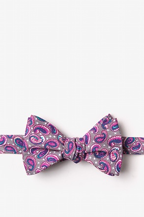 Cedar Hill Self-Tie Bow Tie