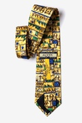 Ancient Egyptian 7 Day Week Tie