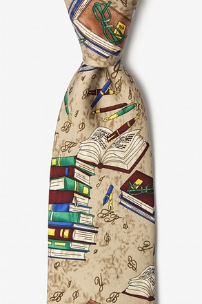 Well Read Tie