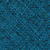 Teal Cotton Ben Extra Long Tie