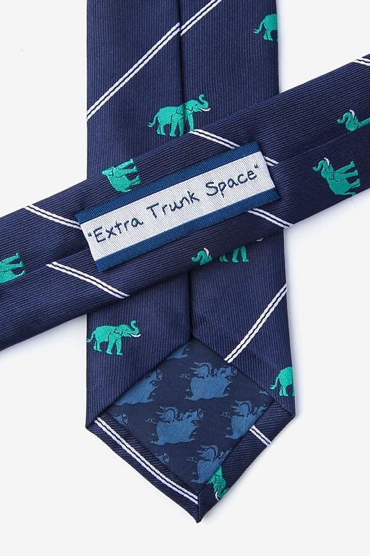 Extra Trunk Space Skinny Tie