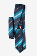 Inny Teal Extra Long Tie Photo (1)
