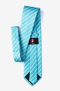 Lagan Teal Extra Long Tie Photo (1)