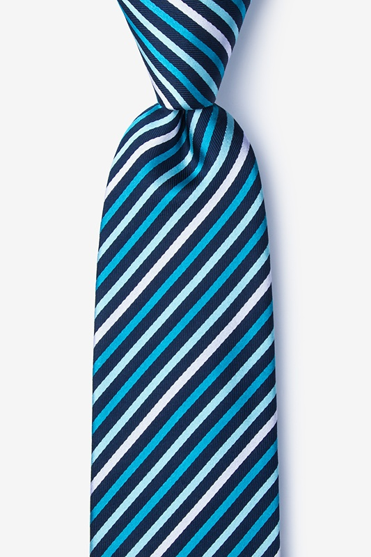 Lee Teal Extra Long Tie