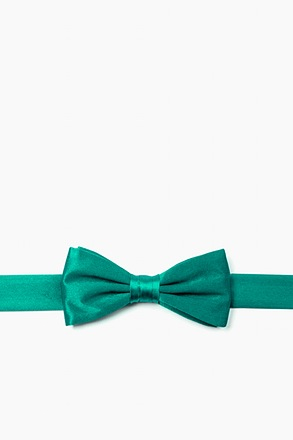 Teal Bow Tie For Boys