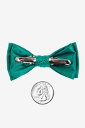 Teal Bow Tie For Infants Photo (1)