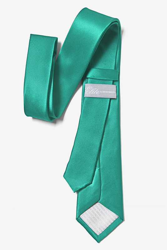 Teal Tie For Boys