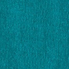 Turquoise Carded Cotton Hollywood Solid Sock