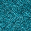 Turquoise Cotton Galveston Extra Long Tie