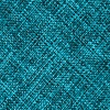 Turquoise Cotton Galveston Pocket Square