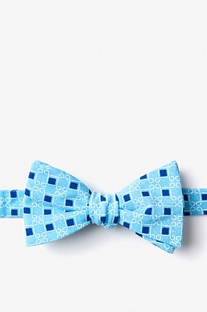 Jamaica Butterfly Bow Tie