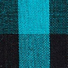 Turquoise Cotton Pasco Pocket Square