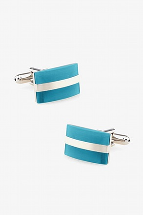 Translucence Rectangular Cufflinks