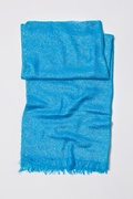 Twinkle Turquoise Scarf by Scarves.com