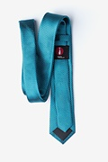 Buton Turquoise Skinny Tie Photo (1)