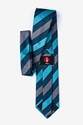 Dee Turquoise Extra Long Tie Photo (1)