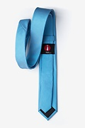 Dominica Turquoise Skinny Tie Photo (1)
