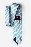 Great Abaco Turquoise Extra Long Tie Photo (2)