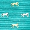 Turquoise Silk Hold Your Horses