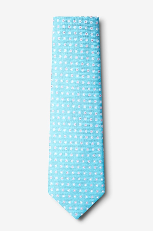 Rupat Turquoise Extra Long Tie Photo (1)