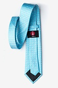 Rupat Turquoise Extra Long Tie Photo (2)